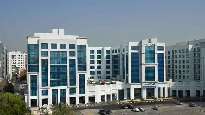 Hyatt Place Dubai Jumeirah Opens