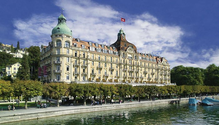 Mandarin Oriental Palace Luzern Hotel to Open at the End Of 2020