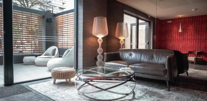 SORO Montevideo, Curio Collection by Hilton - Lobby