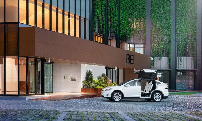 BEI Zhaolong Hotel - Entrance