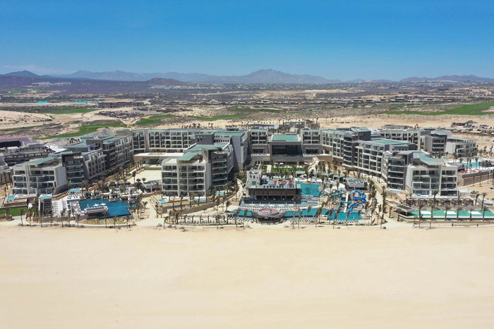 Hard Rock Hotel Los Cabos - Aerial view