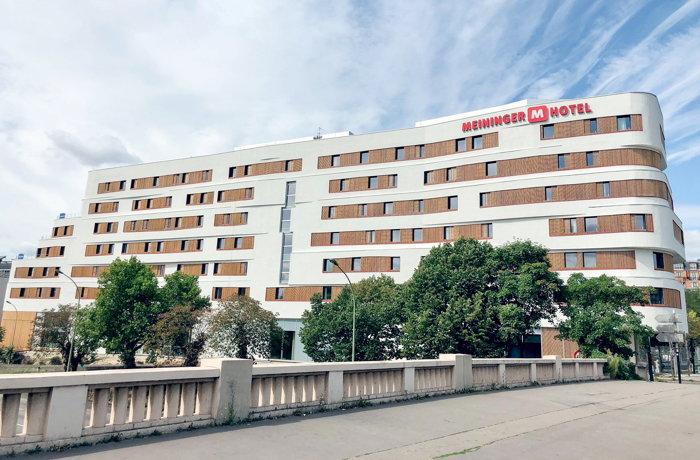 MEININGER Hotels Enters French Market with Porte De Vincennes Paris Opening