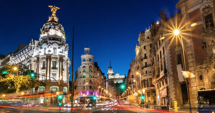 Horwath Market Report: Madrid, Spain -  By Philip Bacon