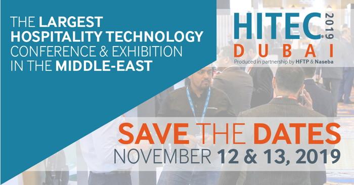 Promotional image for HITEC Dubai 2019
