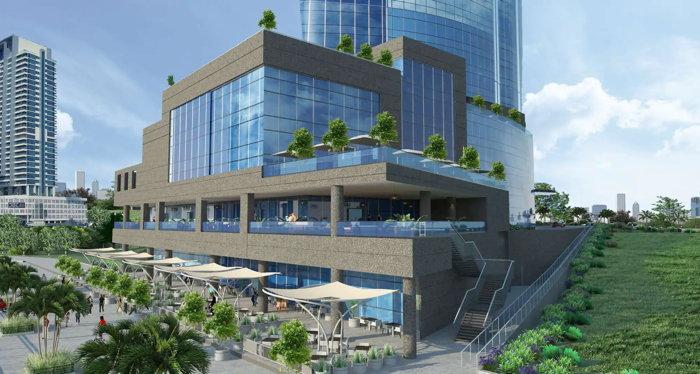 Radisson Blu Hotel Dubai Canal View - Exterior