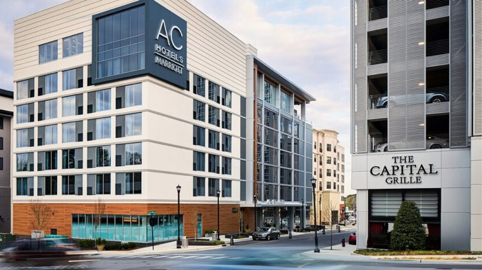AC by Marriott Raleigh North Hills - Exterior