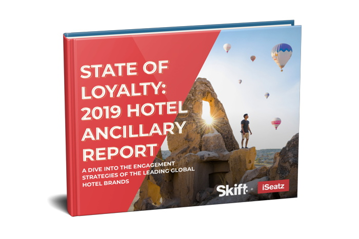 Cover from 2019 Hotel Ancillary Report
