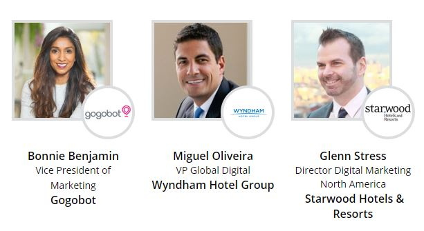 Starwood, Wyndham & Marriott Discuss Marketing Strategies to