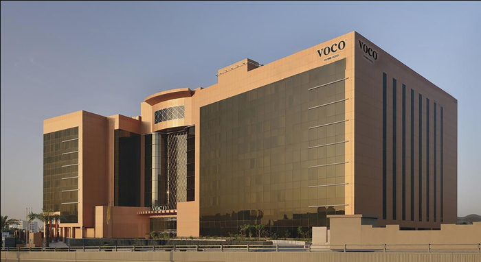 Rendering of the voco Riyadh Hotel