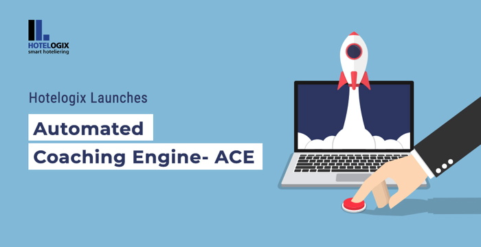 Illustration Automated Coaching Engine concept