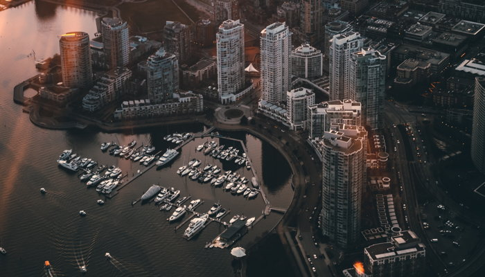 Vancouver, Canada - Photo by Brayden Law on Unsplash