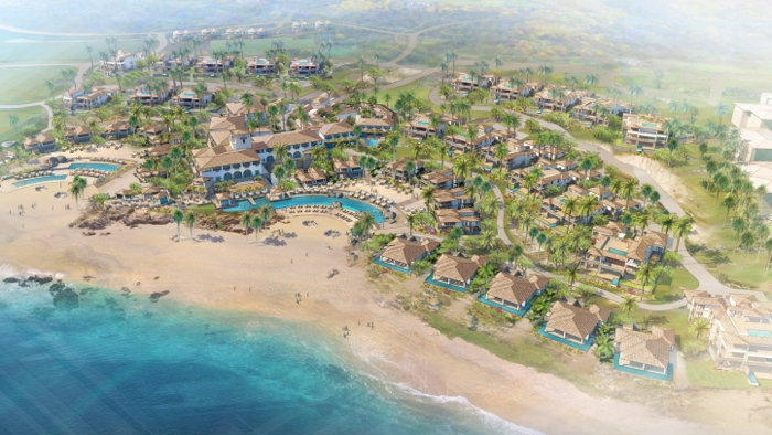 Four Seasons Resort and Residences Cabo San Lucas at Cabo Del Sol Announced for 20222