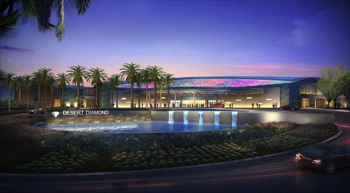 Desert Diamond Casino West Valley Expansion Project Implements InvoTech Uniform System