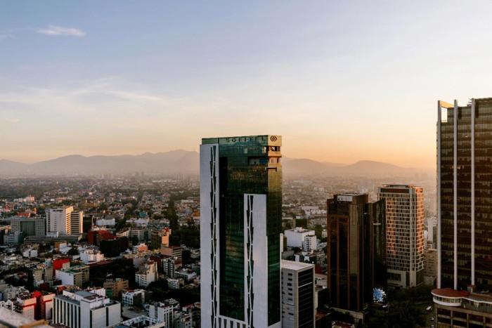 Sofitel Mexico City Reforma - Exterior