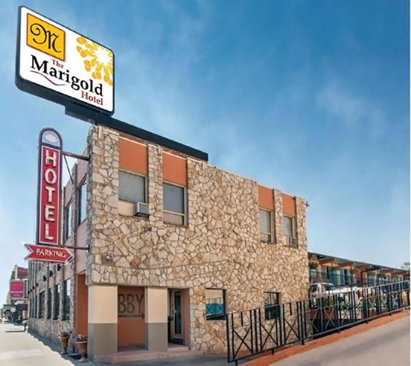 Marigold Hotel - Exterior