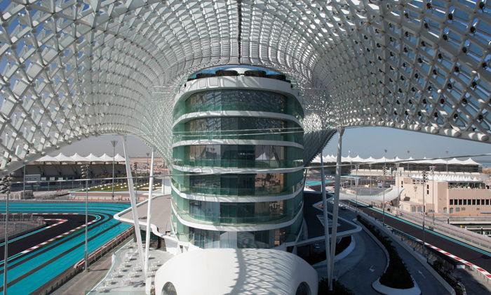 W Abu Dhabi – Yas Island - Exterior