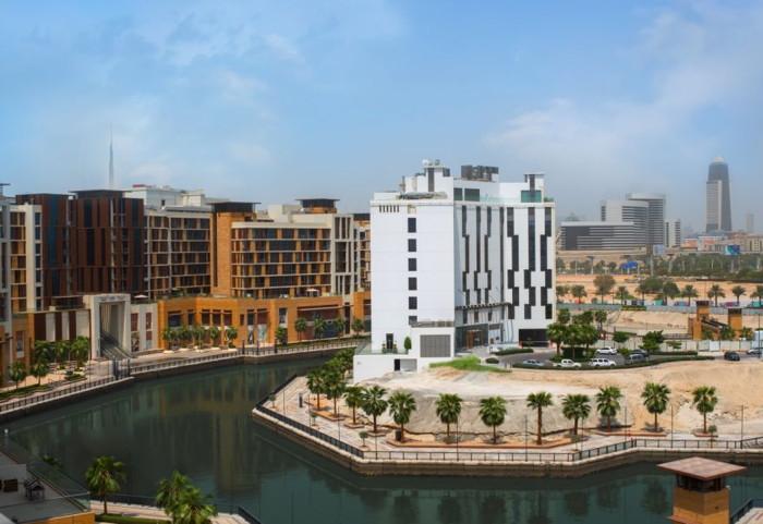 IntercityHotel Dubai Jaddaf Waterfront - Exterior