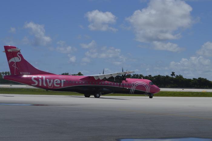 Silver Airways ATR 72-600