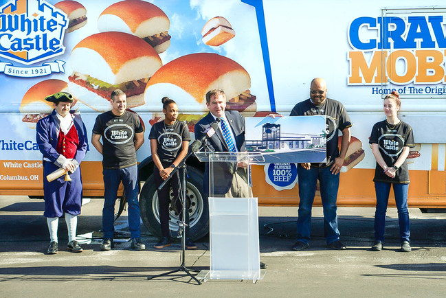 Image from White Castle announcement