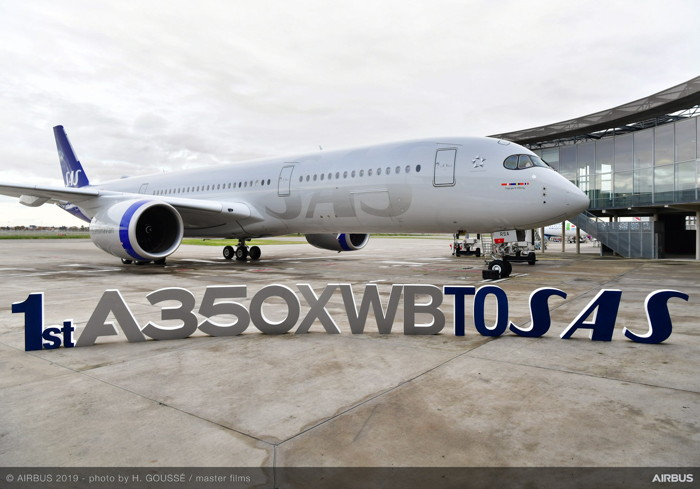 SAS Airbus A350 XWB