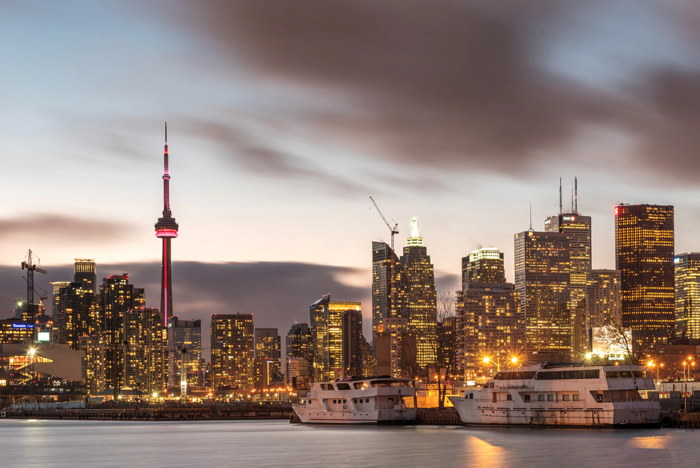 Canadian Hotels Report Positive YOY Results for Week Ending 23 November 2019