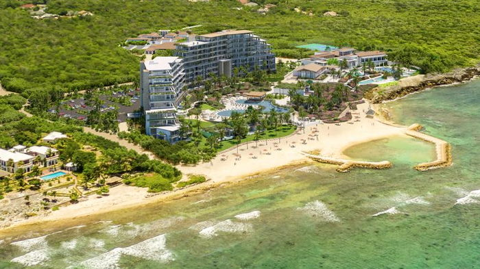 Rendering of the Mandarin Oriental Grand Cayman Resort