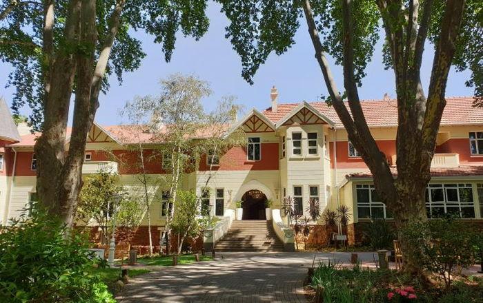 Holiday Inn Johannesburg Sunnyside Park Hotel - Exterior