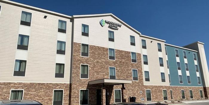 WoodSpring Suites Hotel - Exterior