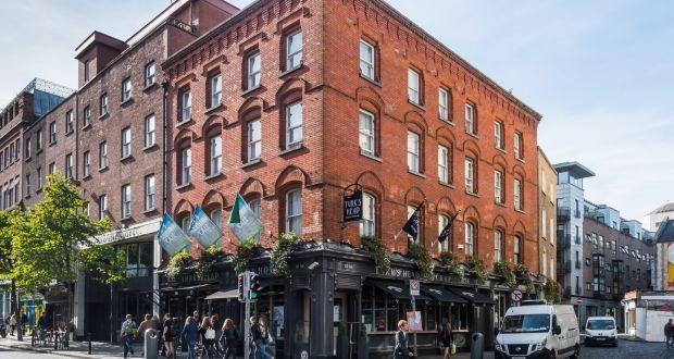 Paramount Hotel, Dublin - Exterior
