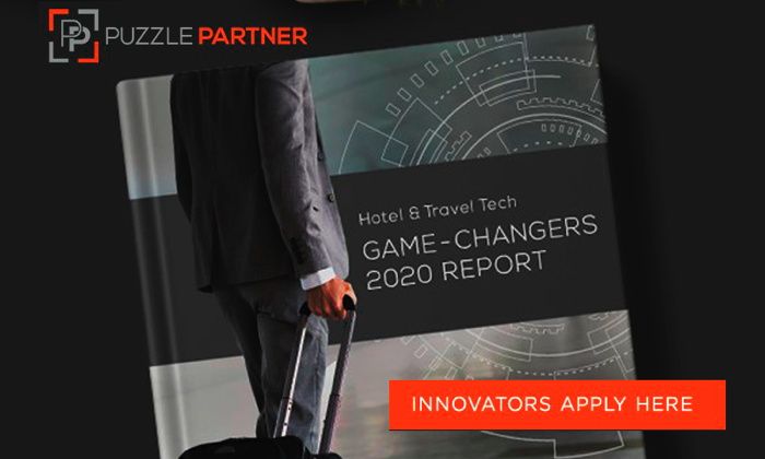 Hotel and Travel Tech Game Changers 2020 Report: Now Accepting Submissions