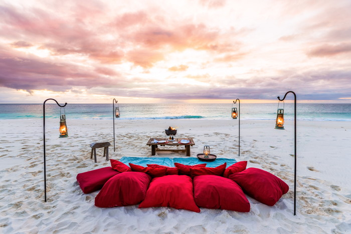 Honeymoon Beach On North Island A Luxury Collection Resort