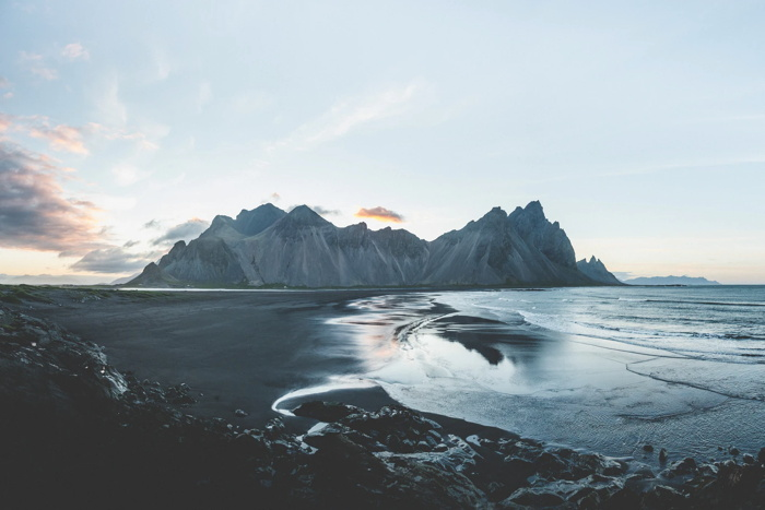 Iceland - Unsplash