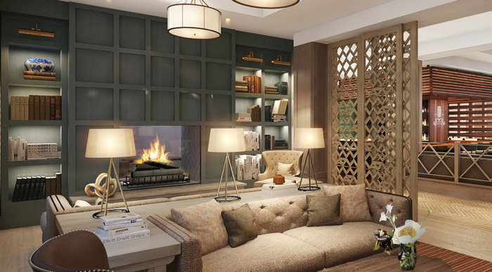 The Harpeth Hotel, Curio Collection by Hilton - lounge