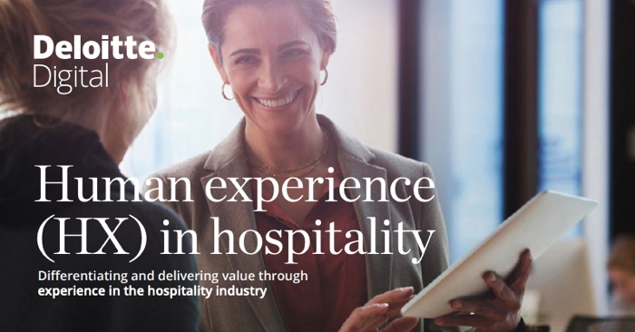 Cover - The Human Experience in Hospitality