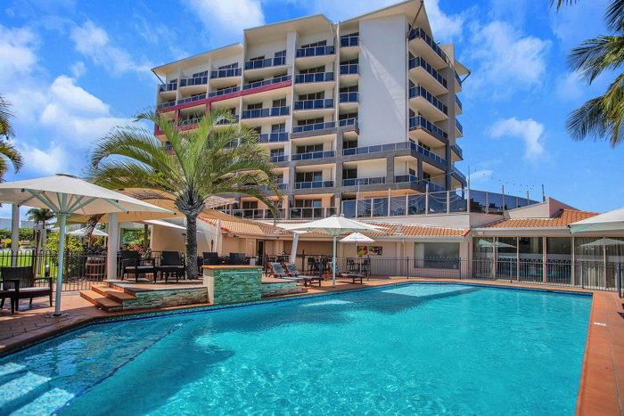 Mackay Marina Hotel