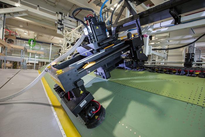 MTM Robotics robot