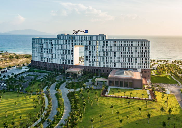 Radisson Blu Resort Cam Ranh - Aerial view
