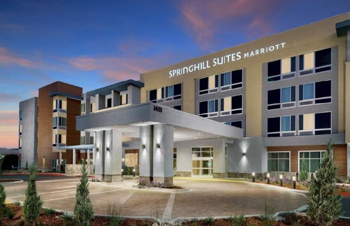 The SpringHill Suites by Marriott Redmond Airport will be managed by Merete Hotel Management