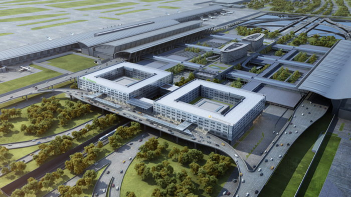 IHG to Open InterContinental and Holiday Inn hotels at Shanghai Pudong International Airport