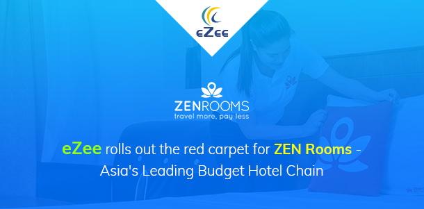 eZee and ZEN Rooms logos