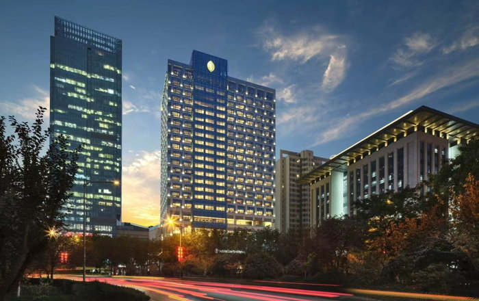 InterContinental Xi'an North Hotel Opens