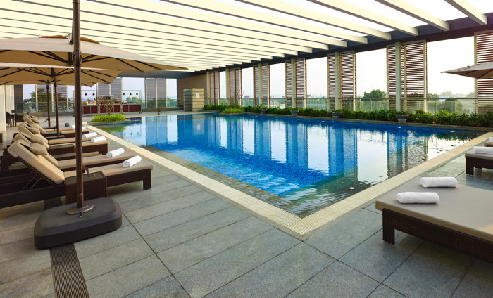 Hyatt Regency Thrissur - Pool