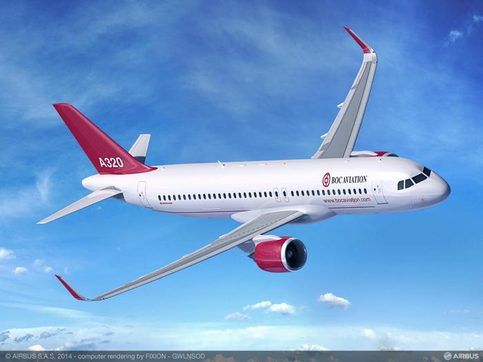 BOC Aviation A320neo