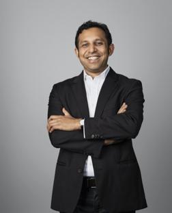 Raj Kamal, Chief Operating Officer at OYO Vacation Homes, UK & Europe