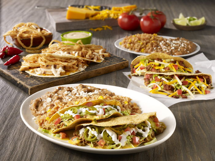 Tacos Featuring Plant-Based Beyond Meat