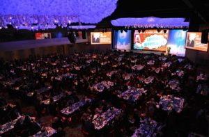 HSMAI Adrian Awards ceremony