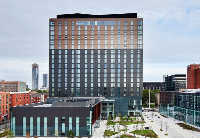 Hyatt Regency Manchester and Hyatt House Manchester - Exterior
