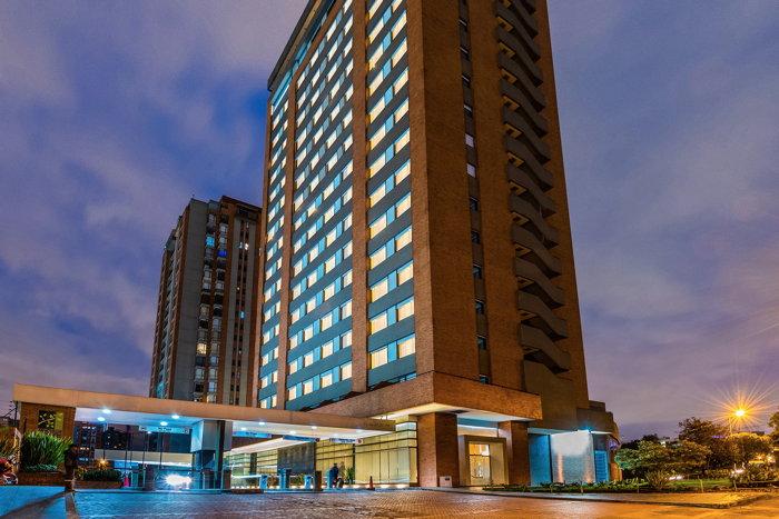 DoubleTree by Hilton Bogotá Salitre - Exterior