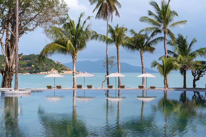 Meliá Koh Samui Hotel - Pool
