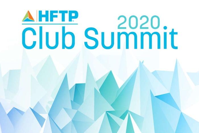 HFTP Club Summit logo